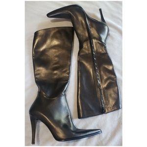 Sky Shoes - Sky Italian Leather Boots